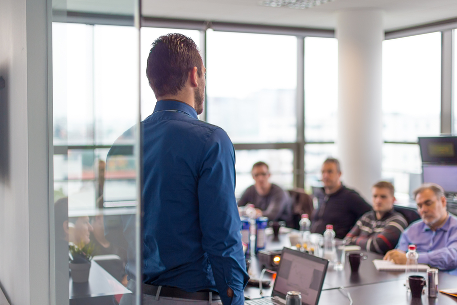 Group Business Training